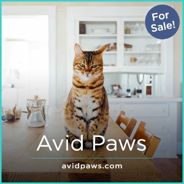 Name For Sale - AvidPaws.com