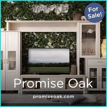 Name For Sale - PromiseOak.com