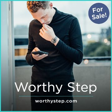 Name For Sale - Worthystep.com