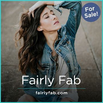 Name For Sale - fairlyfab.com