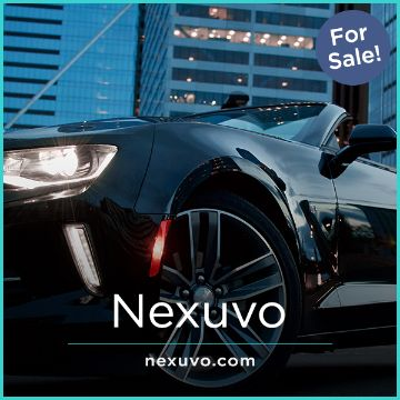 Name For Sale - Nexuvo.com