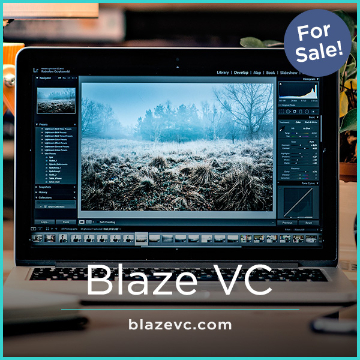 Name For Sale - BlazeVC.com