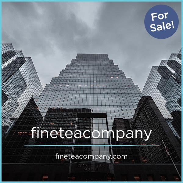 fineteacompany.com