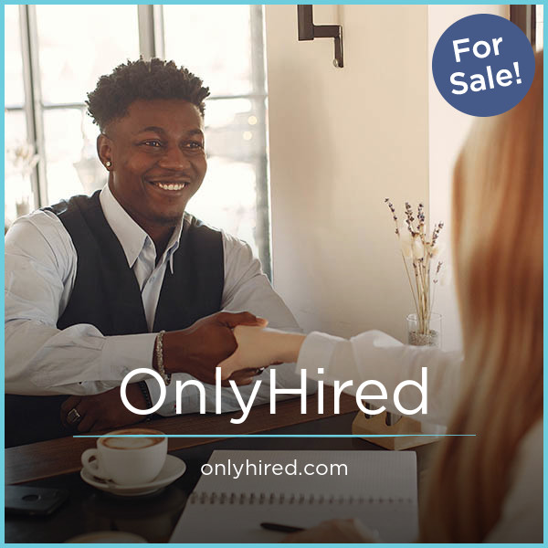 OnlyHired.com