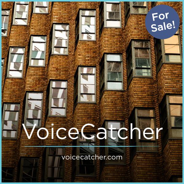 VoiceCatcher.com