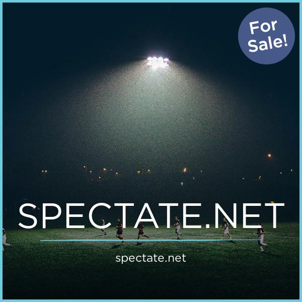 SPECTATE.NET