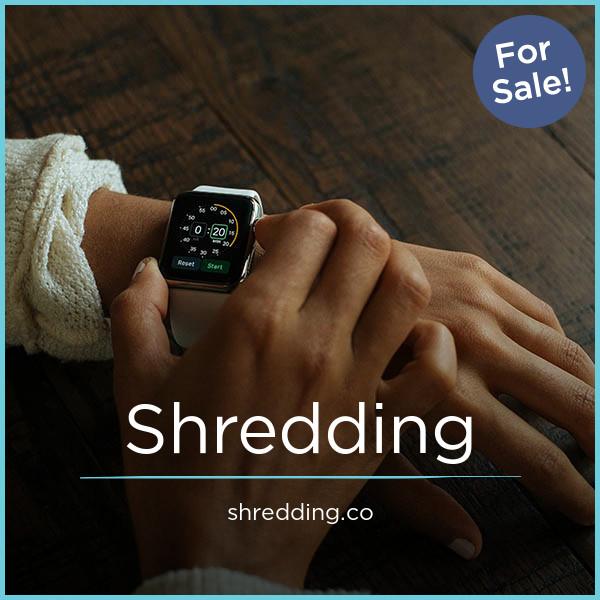Shredding.co