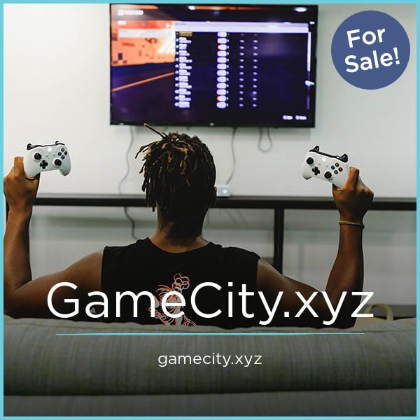 GameCity.xyz