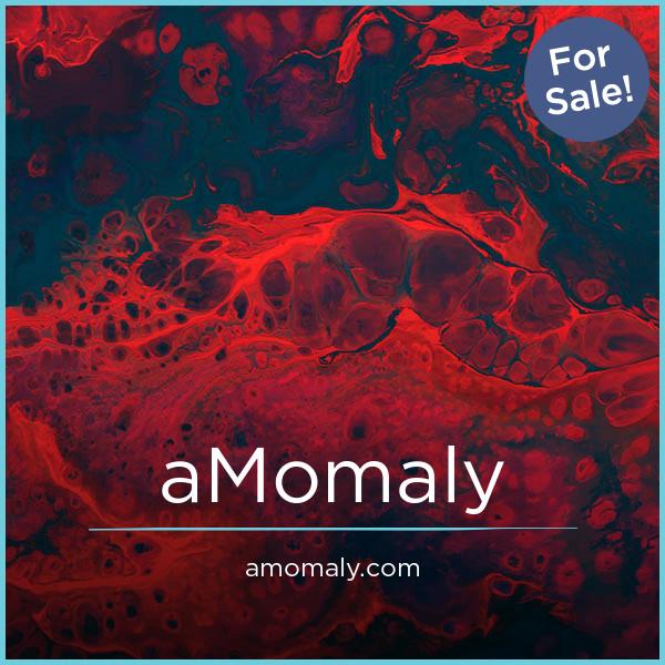 Amomaly.com
