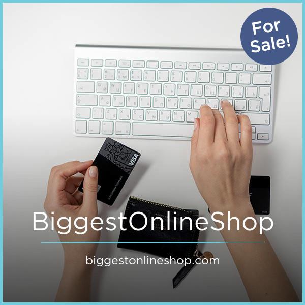 BiggestOnlineShop.com