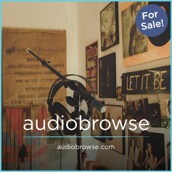 audiobrowse.com