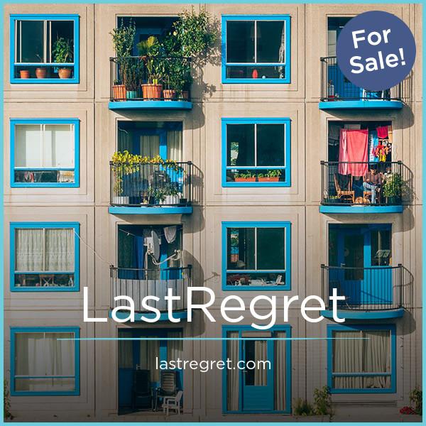 LastRegret.com