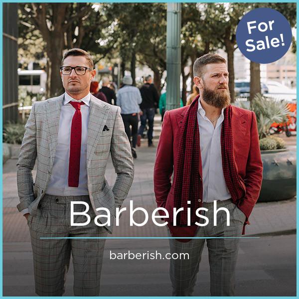 Barberish.com