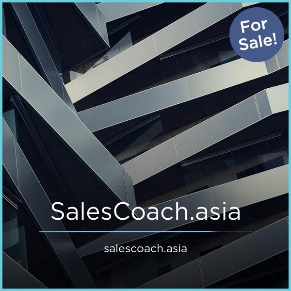 SalesCoach.Asia