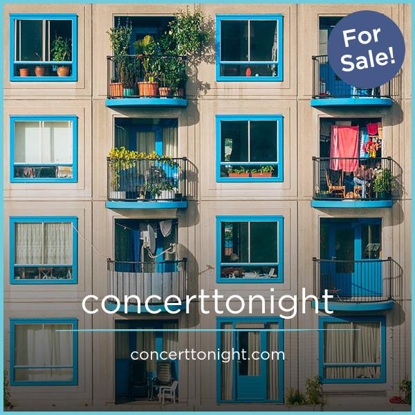 concerttonight.com