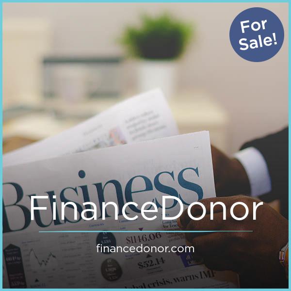 FinanceDonor.com