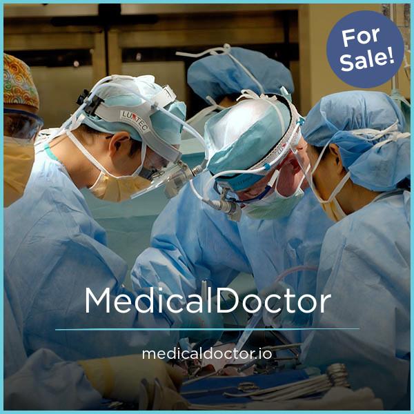 MedicalDoctor.io
