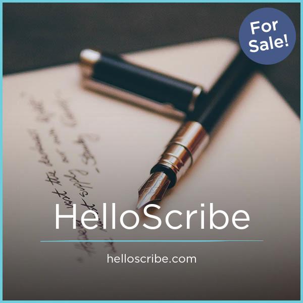 HelloScribe.com