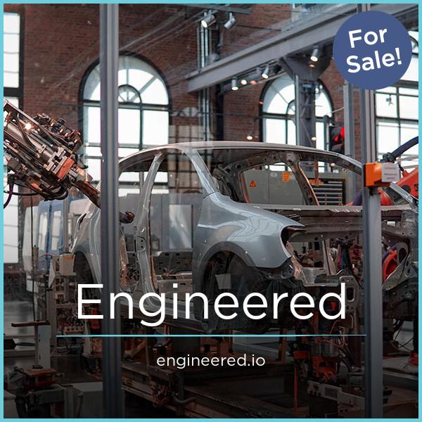 ENGINEERED.IO