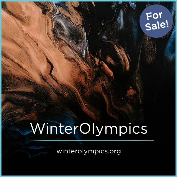 WinterOlympics.org