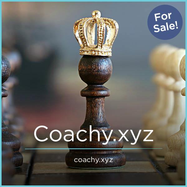 Coachy.xyz