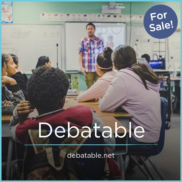Debatable.net