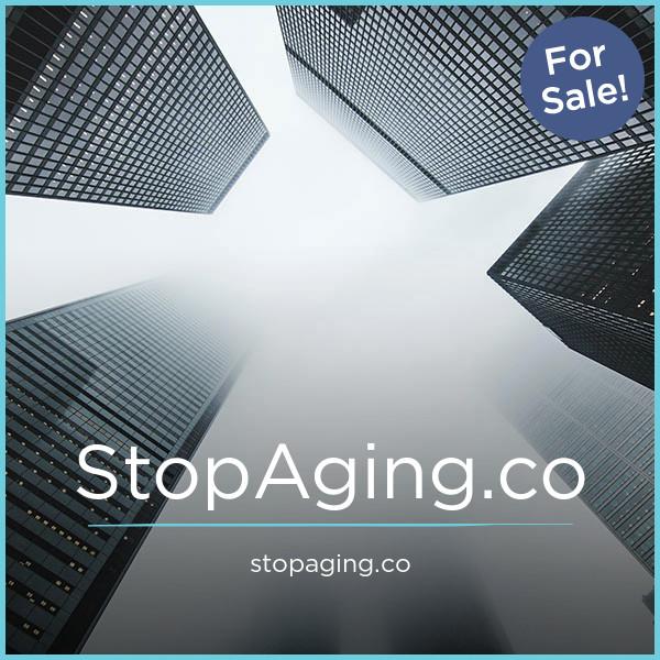 StopAging.co