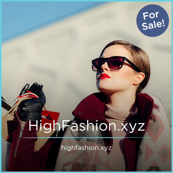 HighFashion.xyz