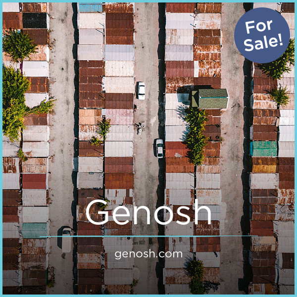 Genosh.com