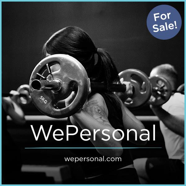WePersonal.com