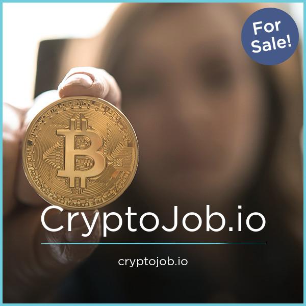 CryptoJob.io