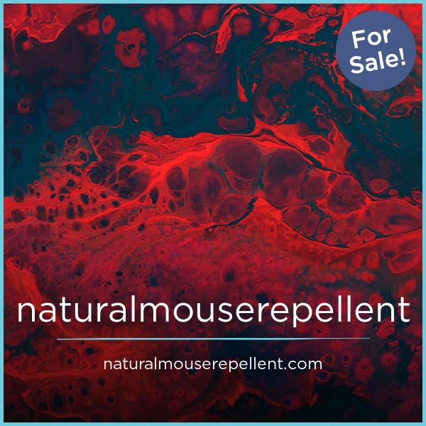 naturalmouserepellent.com