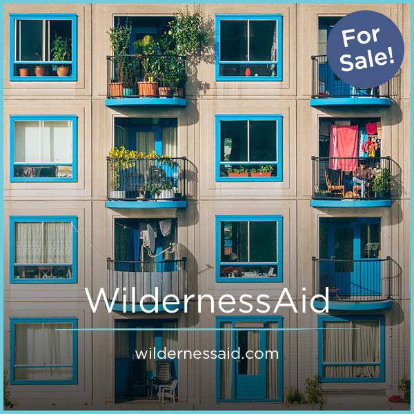WildernessAid.com