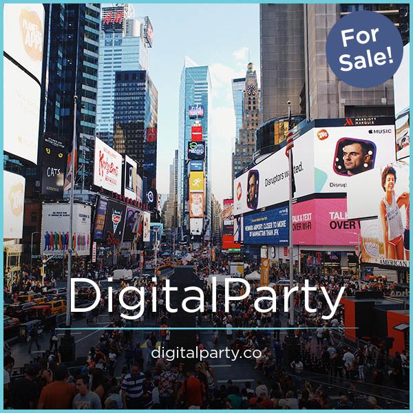 DigitalParty.co