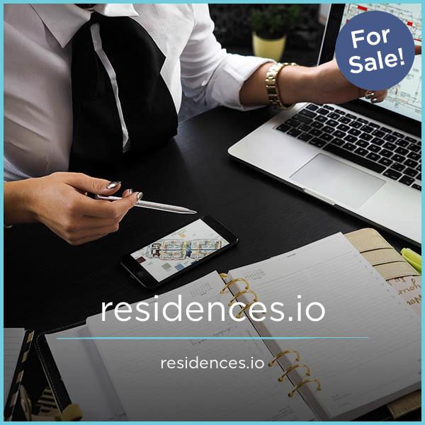 residences.io