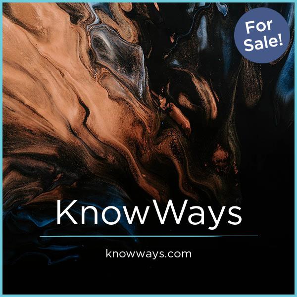KnowWays.com