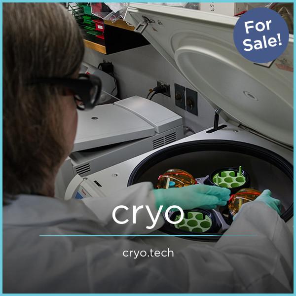 cryo.tech