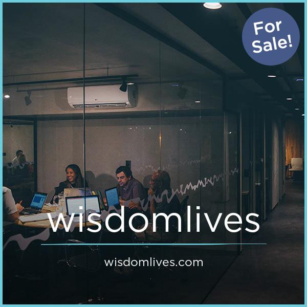 wisdomlives.com