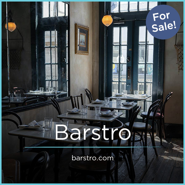 Barstro.com