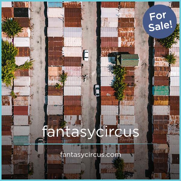 fantasycircus.com