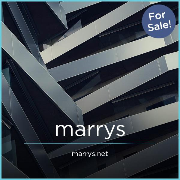 marrys.net