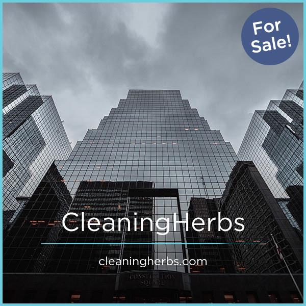 CleaningHerbs.com