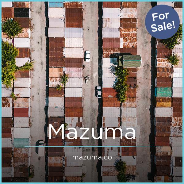 MAZUMA.CO