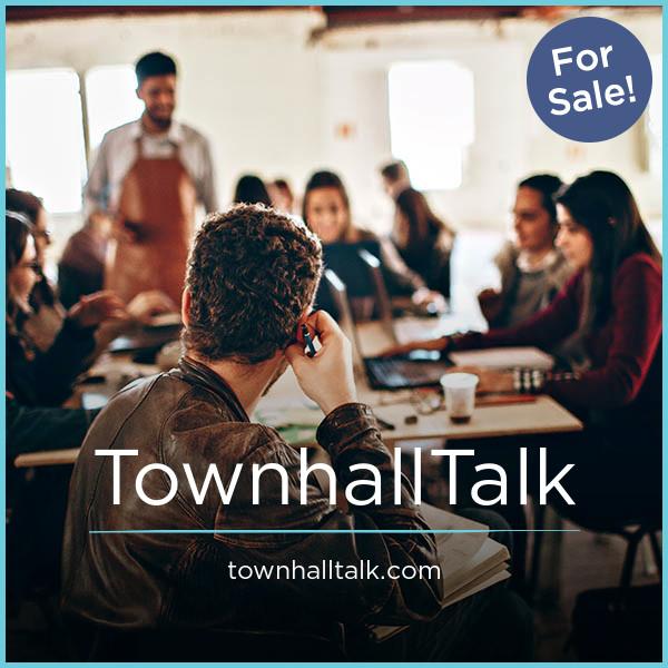 TownhallTalk.com