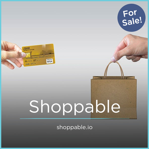 Shoppable.io