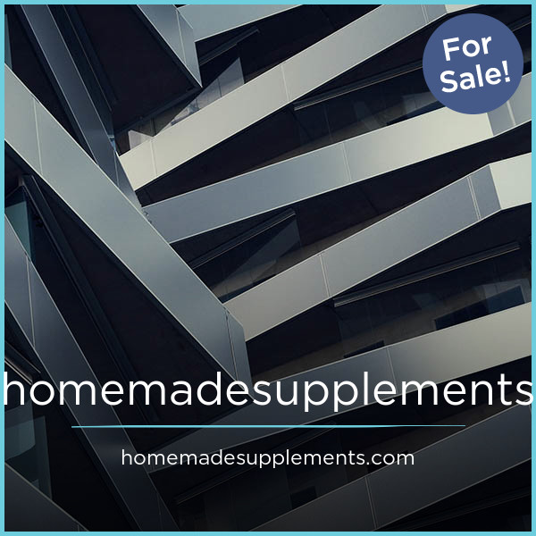 homemadesupplements.com