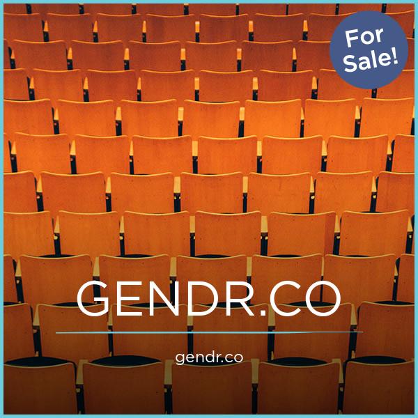 GENDR.CO