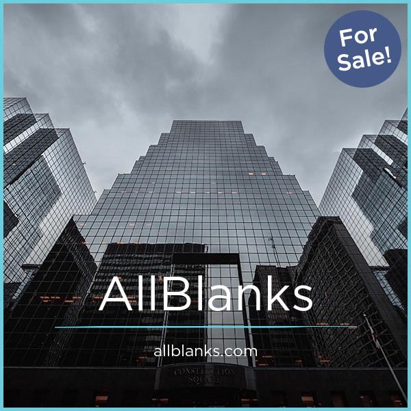 AllBlanks.com
