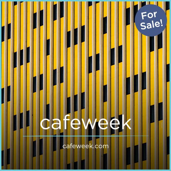 cafeweek.com