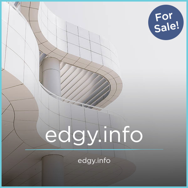 edgy.info